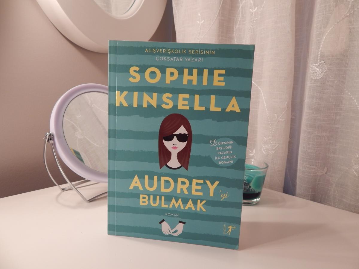 Kitap: Audrey'i Bulmak - Sophie Kinsella, (Çekiliş Kapandı)