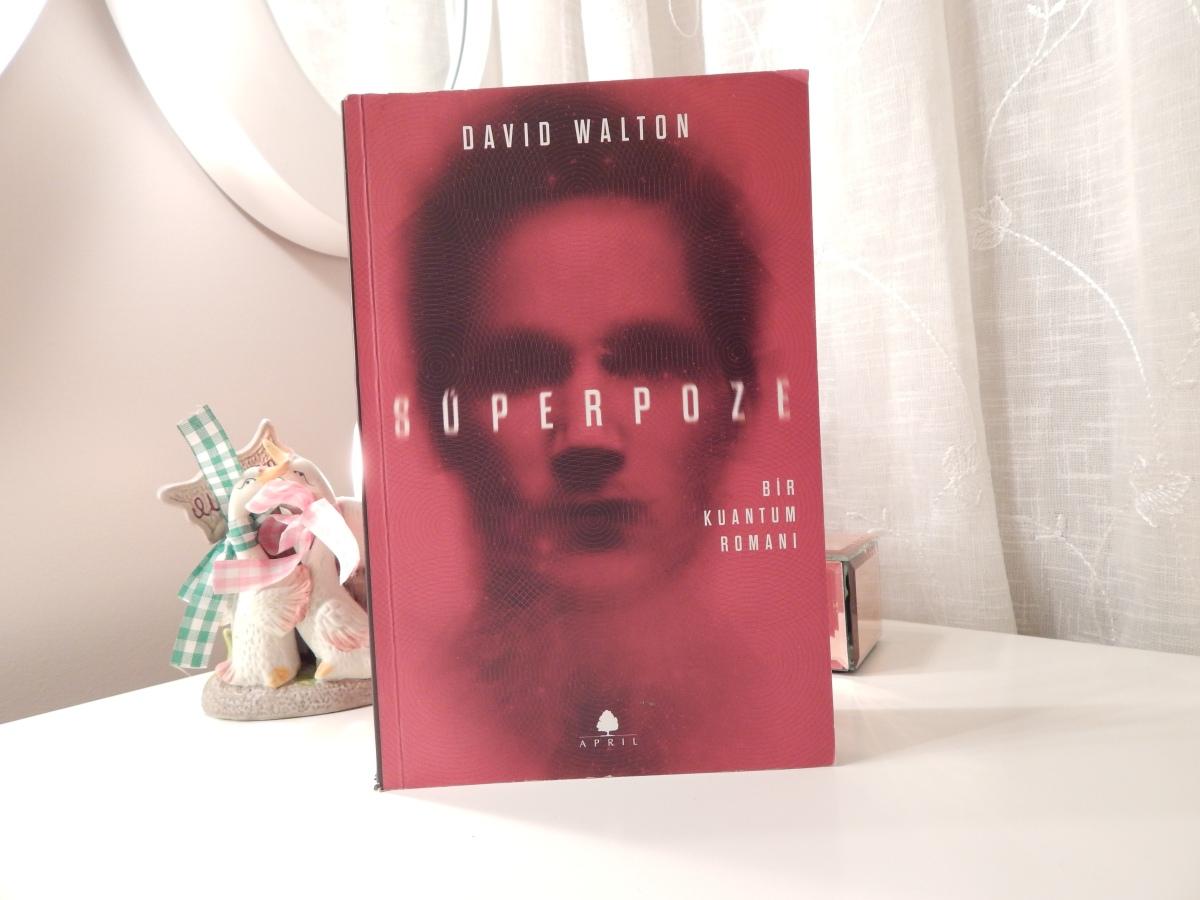 Kitap: Süperpoze - David Walton