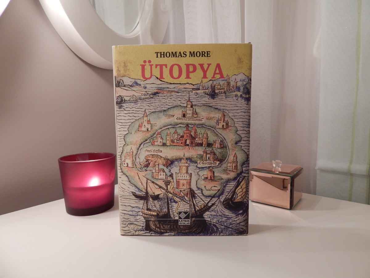 Kitap: ÜTOPYA - Thomas More