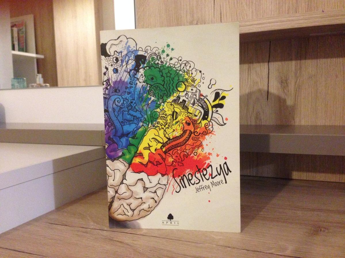 Kitap: Sinestezya - Jeffrey Moore,