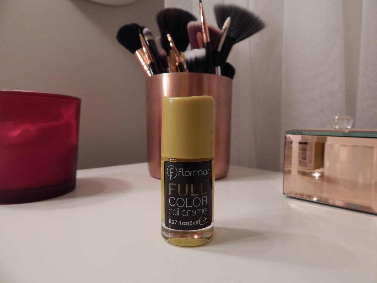 "FlorMar - Full Color Oje ""Grass Juice"""