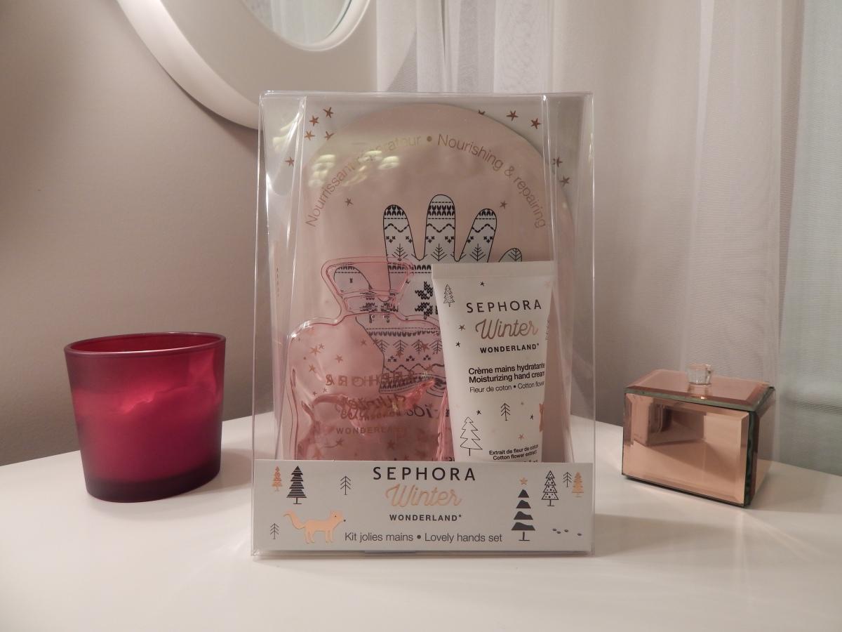 Sephora - Winter Wonderland El Bakım Seti