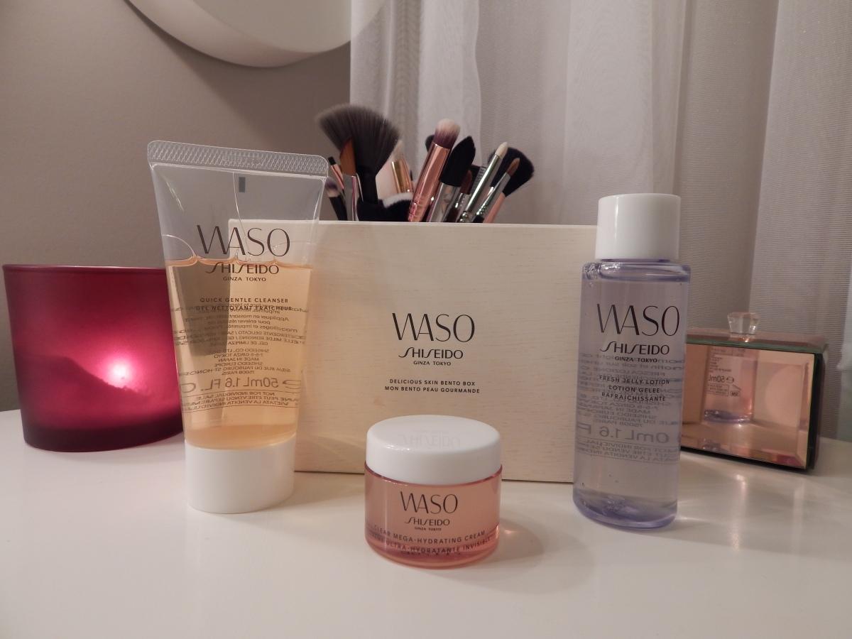 Shiseido - WASO Delicious Skin Bento Box