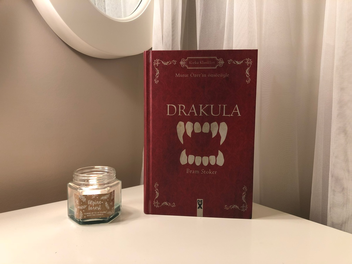 KİTAP: Drakula - Bram Stoker